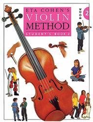 Eta Cohen Violin Method - Book 2