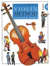 Eta Cohen: Violin Method Book 3 - Student's Book