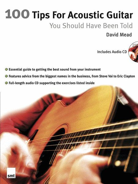 100 Tips For Acoustic Guitar