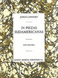24 Piezas Sudamericanas