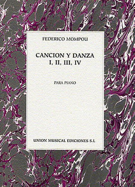 Cancion Y Danza I, II, III, IV