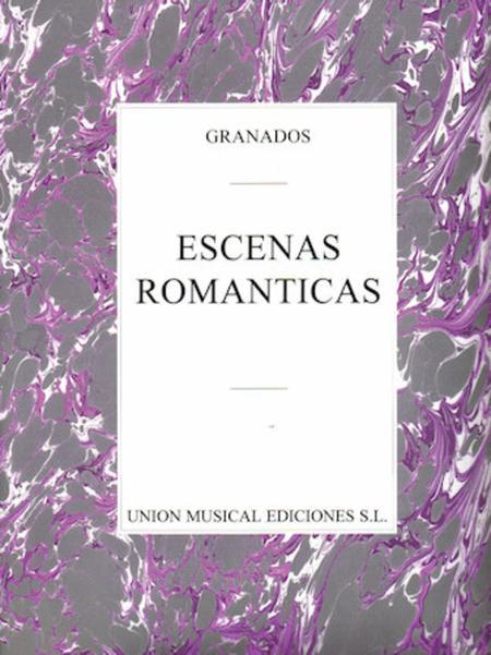Granados: Escenas Romanticas Piano
