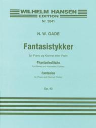 Fantasias Op. 43