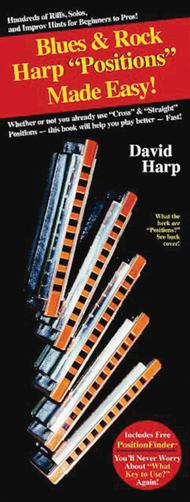 Blues & Rock Harp Positions Made Easy