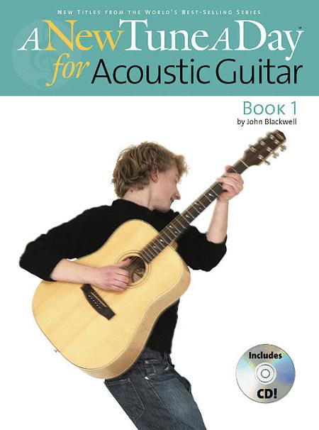 A New Tune a Day - Acoustic Guitar, Book 1