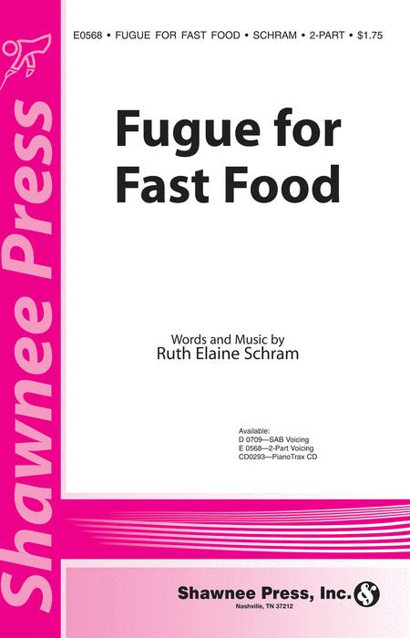 Fugue for Fast Food 2-part