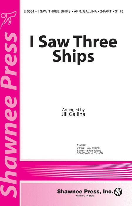 I Saw Three Ships 2-part