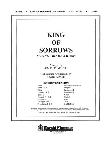 King of Sorrows (from A Time for Alleluia)