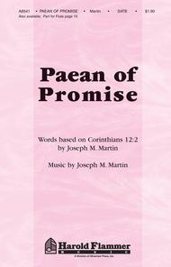 Paean of Promise