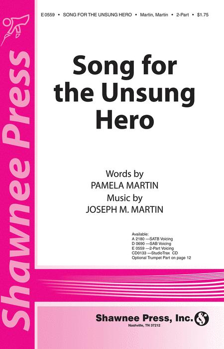 Song for the Unsung Hero 2-part