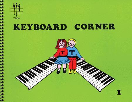 Tritone Keyboard Corner - Book 1