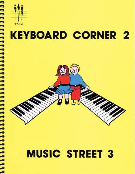 Tritone Keyboard Corner - Book 2-3