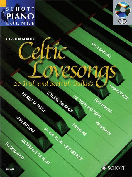 Celtic Lovesongs - 20 Irish And Scottish Ballads Pvg - Cd Included