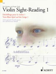 Violin Sight-Reading 1 Vol. 1