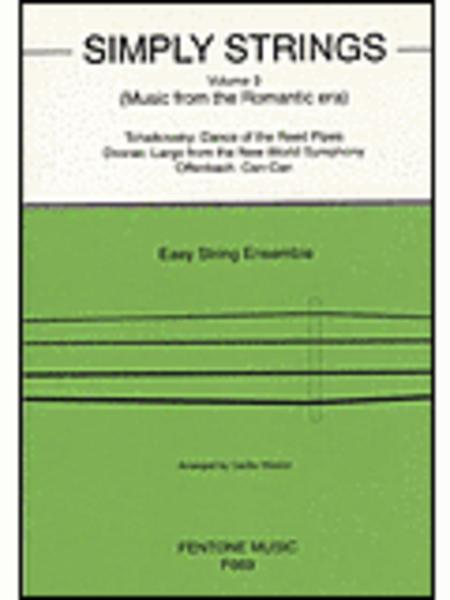Simply Strings - Volume 3: Music from the Romantic Era