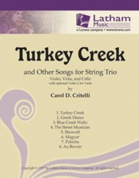 Turkey Creek and Other Songs