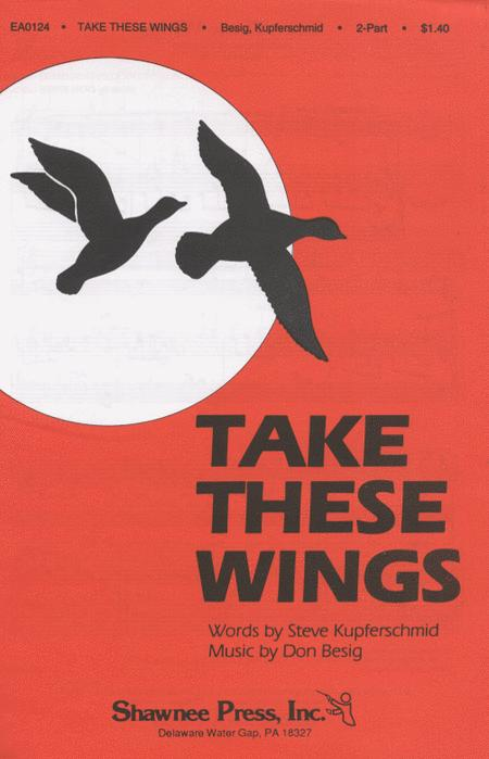 Take These Wings 2-part/Flute