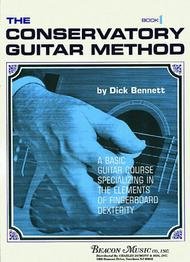 The Conservatory Guitar Method Book 1