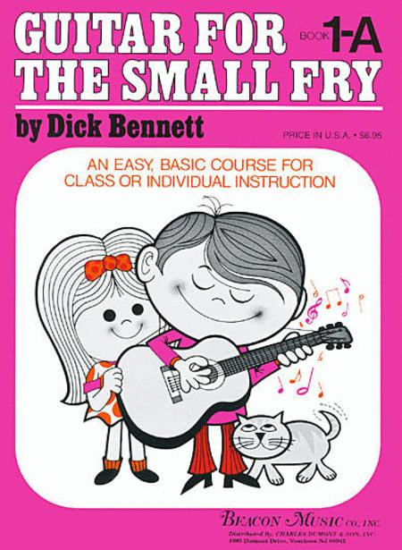 Guitar For The Small Fry Book 1A