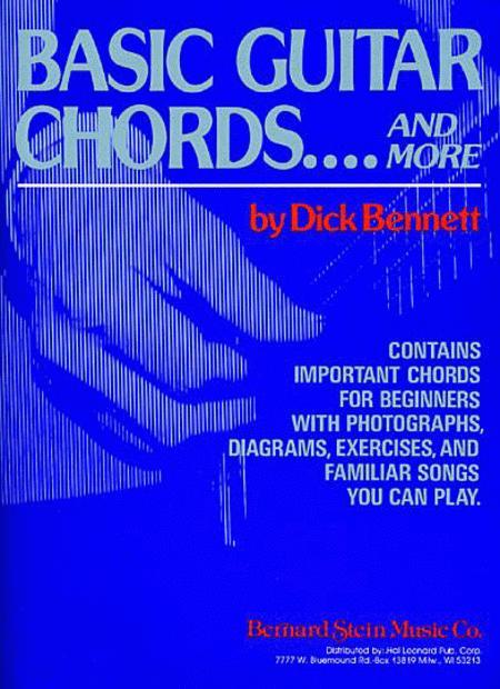 Basic Guitar Chords And More Sheet Music By Dick Bennett Sheet