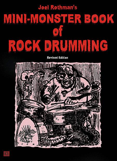 Mini-Monster Book Of Rock Drumming