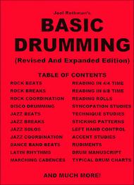 Basic Drumming (Revised And Expanded)
