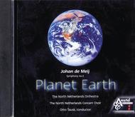 Symphony No. 3 - Planet Earth CD