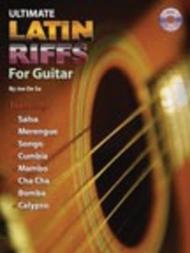 Ultimate Latin Riffs for Guitar