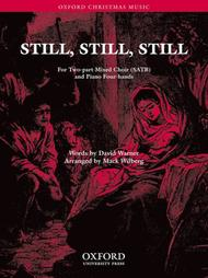 Still Still Still Sheet Music By Mack Wilberg Sheet
