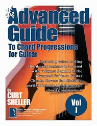 Advanced Guide to Chord Progressions for Guitar - Volume 1