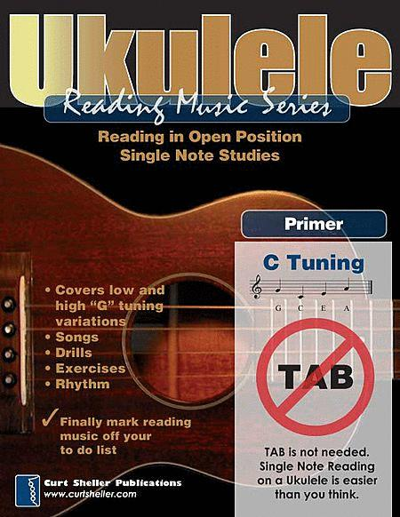 Reading Music in Open Position, Single Note Studies - Primer