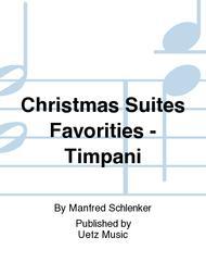 Christmas Suites Favorities - Timpani