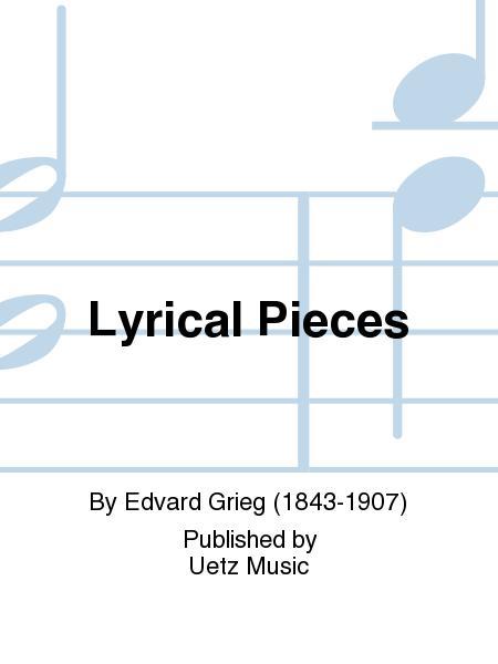 Lyrical Pieces