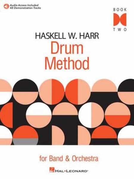 Haskell W. Harr Drum Method - Book Two