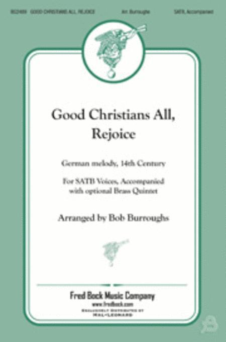 Good Christians All, Rejoice