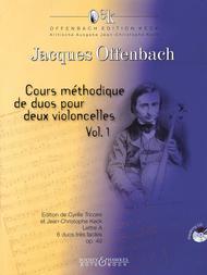 Cours Methodique de dous pour deux violoncelles - Volume 1