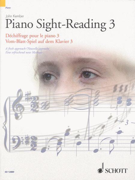 Piano Sight-Reading 3