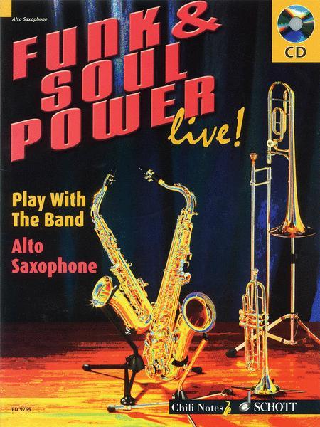 Funk & Soul Power Alto Saxophone