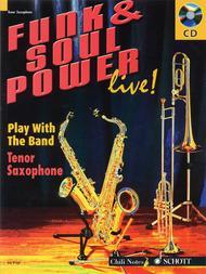 Funk & Soul Power Tenor-Saxophone
