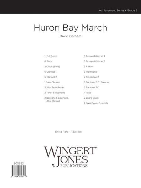 Huron Bay March