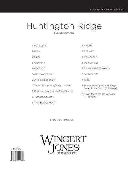 Huntington Ridge