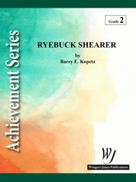 Ryebuck Shearer (P.O.D.)
