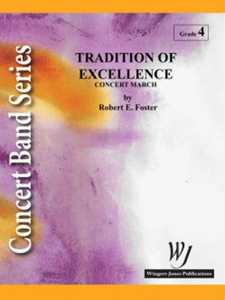Tradition of Excellence (P.O.D.)
