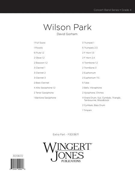 Wilson Park (P.O.D.)