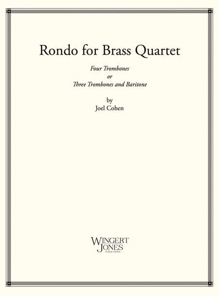 Rondo - Brass Ensemble (P.O.D.)