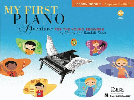 My First Piano Adventure, Lesson Book B