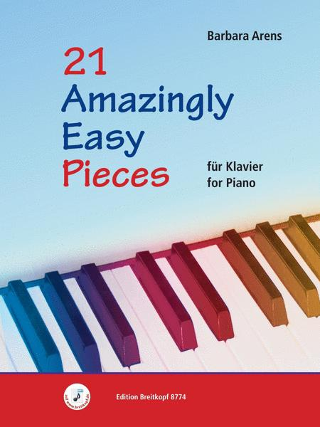 21 Amazingly Easy Pieces