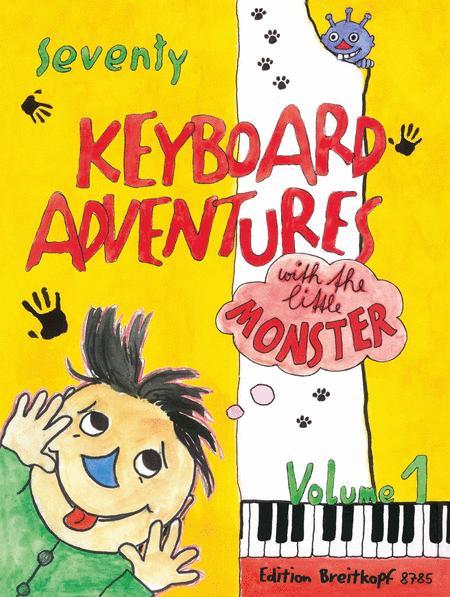 70 Keyboard Adventures Vol. 1