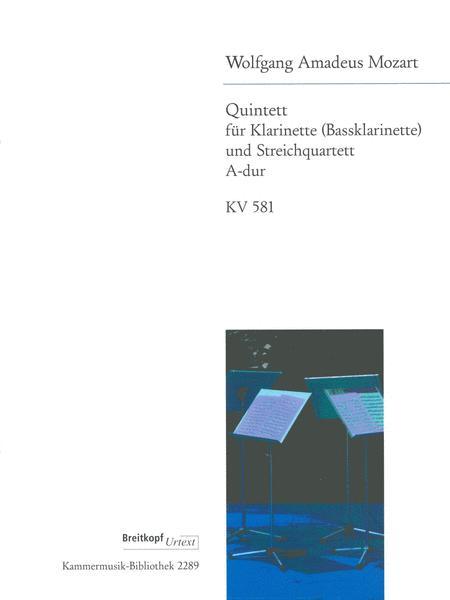 Klarinettenquintett KV 581