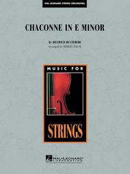 Chaconne in E Minor